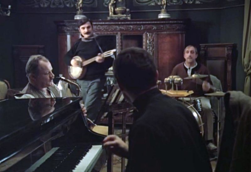 8 интересных фактов о фильме «Мы из джаза» дом кино, интересно, кино, мы из джаза, факты, фильм