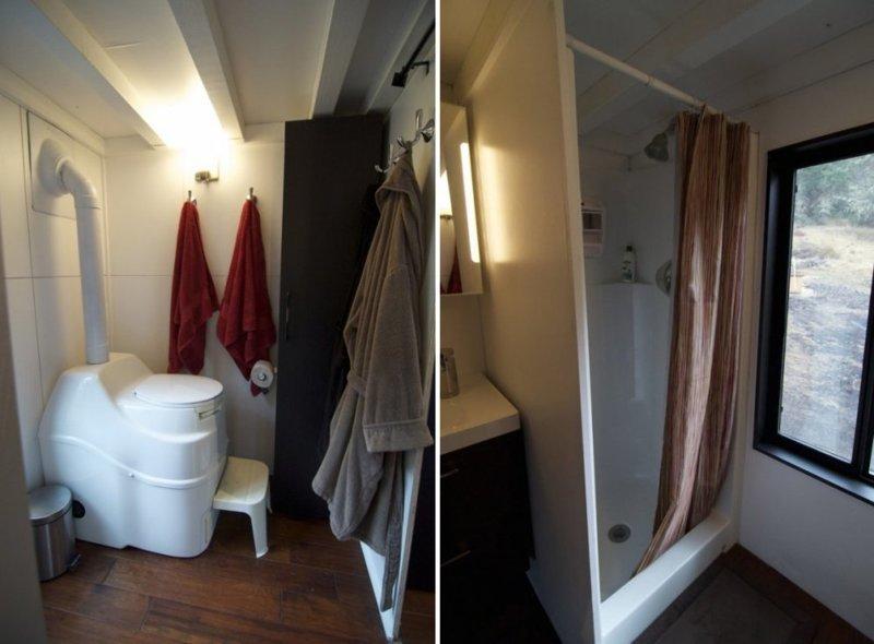 Так выглядят их душ с туалетом в мире, дом, жизнь, люди, недвижимость, особняк