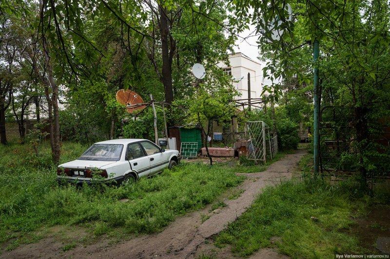 Ашхабад Ашхабад, пыль в глаза, туркменистан