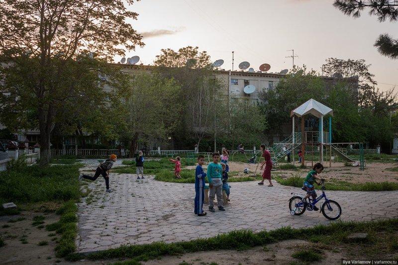 В Туркменистане нет чуда. Есть показуха, а есть настоящая жизнь. Ашхабад, пыль в глаза, туркменистан