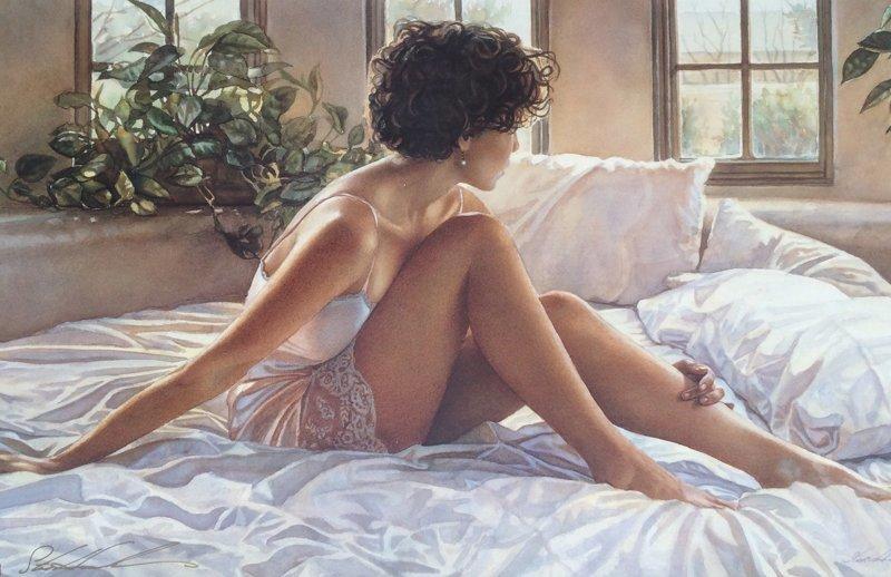 Сексуальные рисунки стива хэнкса