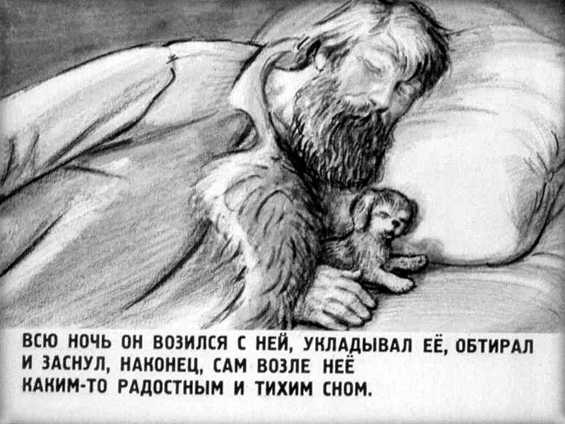 Иллюстрации к повести муму