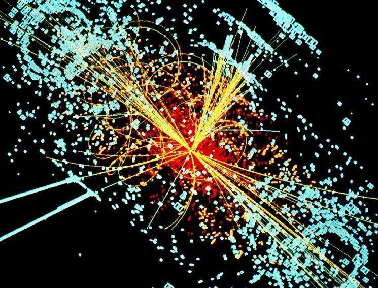 8. Обнаружен предсказанный ранее бозон Хиггса гипотезы, наука, нобелевская премия, открытия, ученые