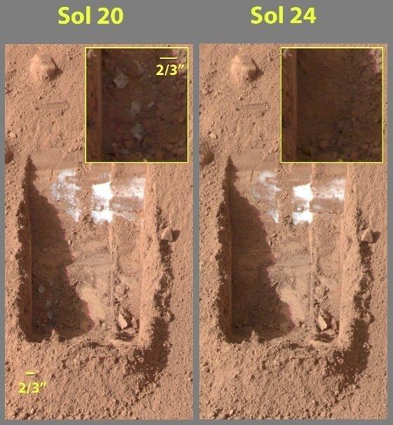 6. На Марсе найдена вода гипотезы, наука, нобелевская премия, открытия, ученые