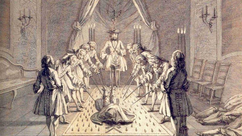 Масонство — одно из самых старых в мире братств интересное, масоны, тайные организации, теория заговора, факты