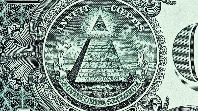 «Треугольник с глазом» придумали не масоны интересное, масоны, тайные организации, теория заговора, факты
