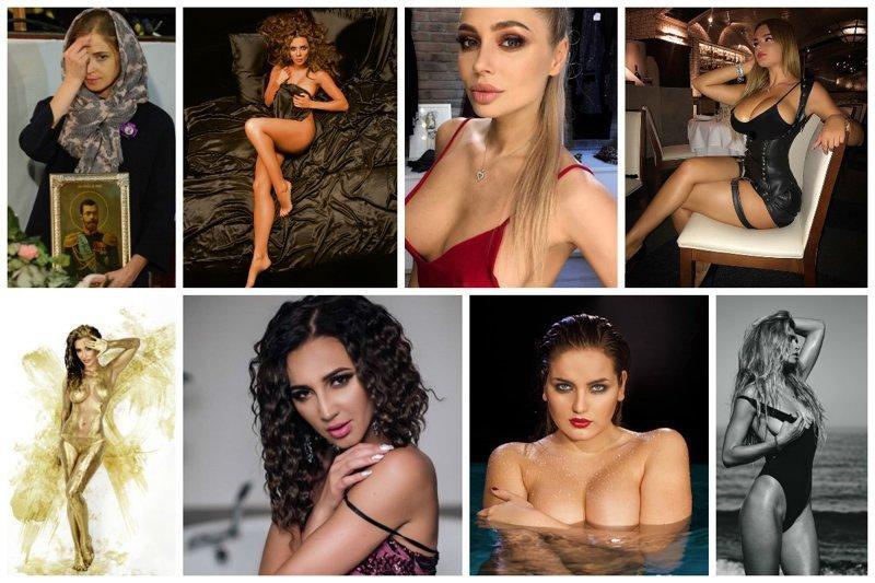 Видео сексуальная россии