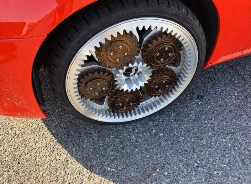 Смешные колеса картинки