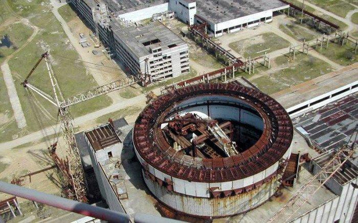 3. Крымская АЭС СССР, архитектура, аэс, маяк, проект, строительство, факты