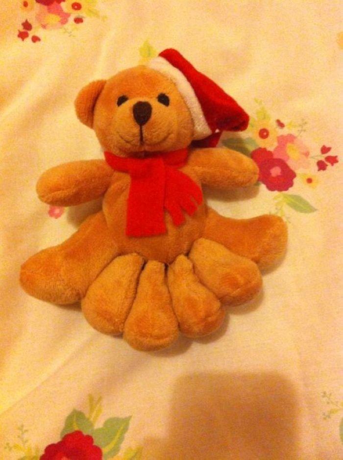 """""""Моя подруга попросила у родителей 6-футового плюшевого мишку на Рождество. Вот что она получила сегодня"""" забавно, новый год, подарок, тролль, упаковка, юмор"""