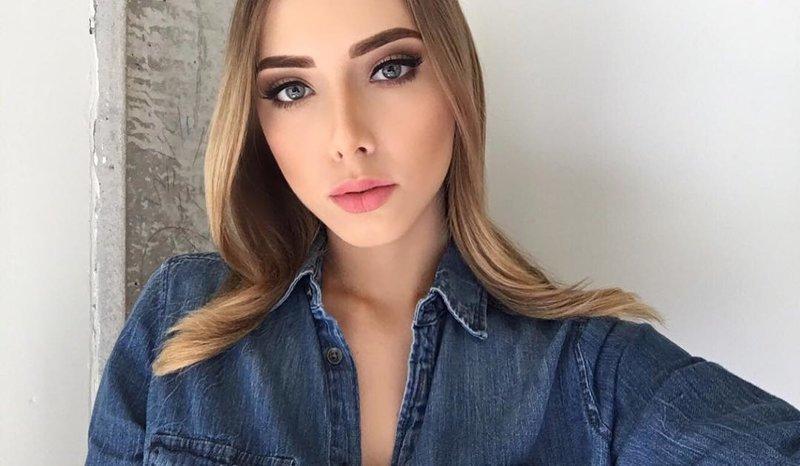 Юная росийская порнозвезда