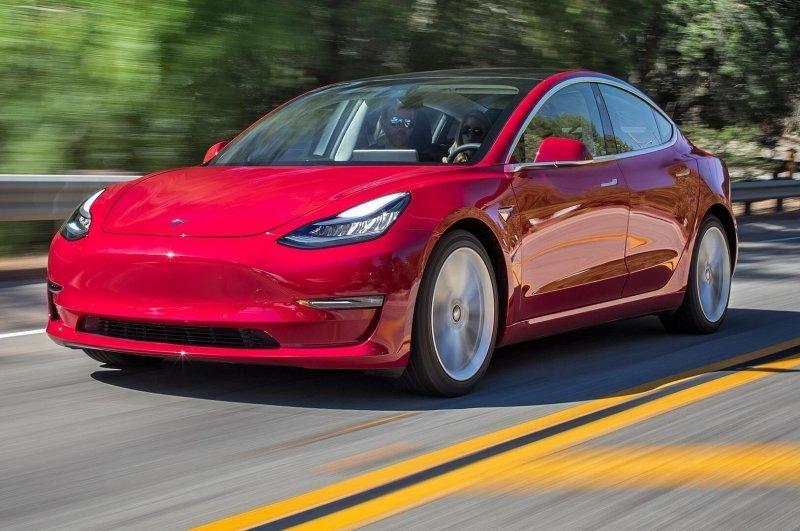 Самый востребованный электрокар. Обзор Tesla Model 3 Model 3, Tesla model 3, tesla, авто, автомобили, тест-драйв, электрокар, электромобиль