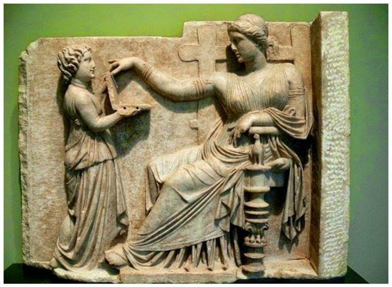 Древние Греки и ноутбук? археология, загадки, нло, предки, рисунки, тайны, ученые, фрески