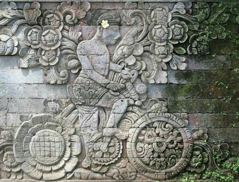 Велосипед майя. Удивительно, не правда ли? археология, загадки, нло, предки, рисунки, тайны, ученые, фрески