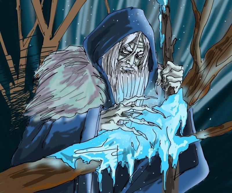 Жизнь первая. Великий и ужасный дед мороз, интересно, миф, новый год, сказка, сказки, сказочный персонаж, снегурочка