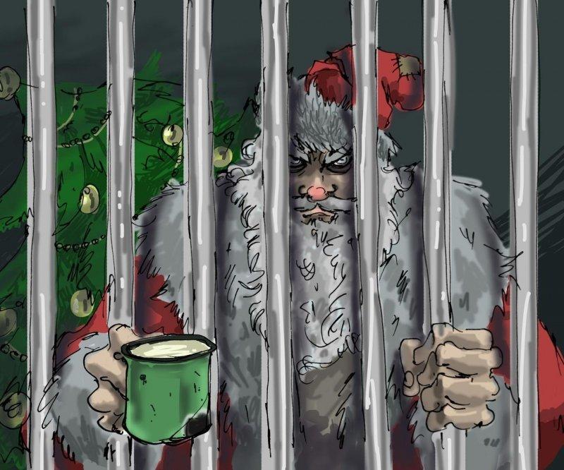 Жизнь третья. Запрещенный Ёлкич дед мороз, интересно, миф, новый год, сказка, сказки, сказочный персонаж, снегурочка