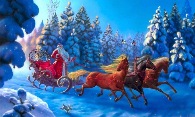 Пять жизней Деда Мороза: как менялся сказочный персонаж дед мороз, интересно, миф, новый год, сказка, сказки, сказочный персонаж, снегурочка