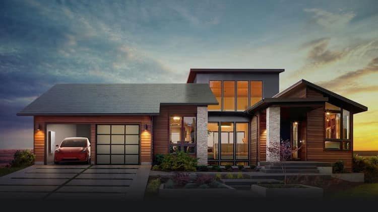 Солнечные панели для крыши от Tesla дизайн, изобретатели, изобретения, инновации, наука, новинки, технологии, технологические прорывы