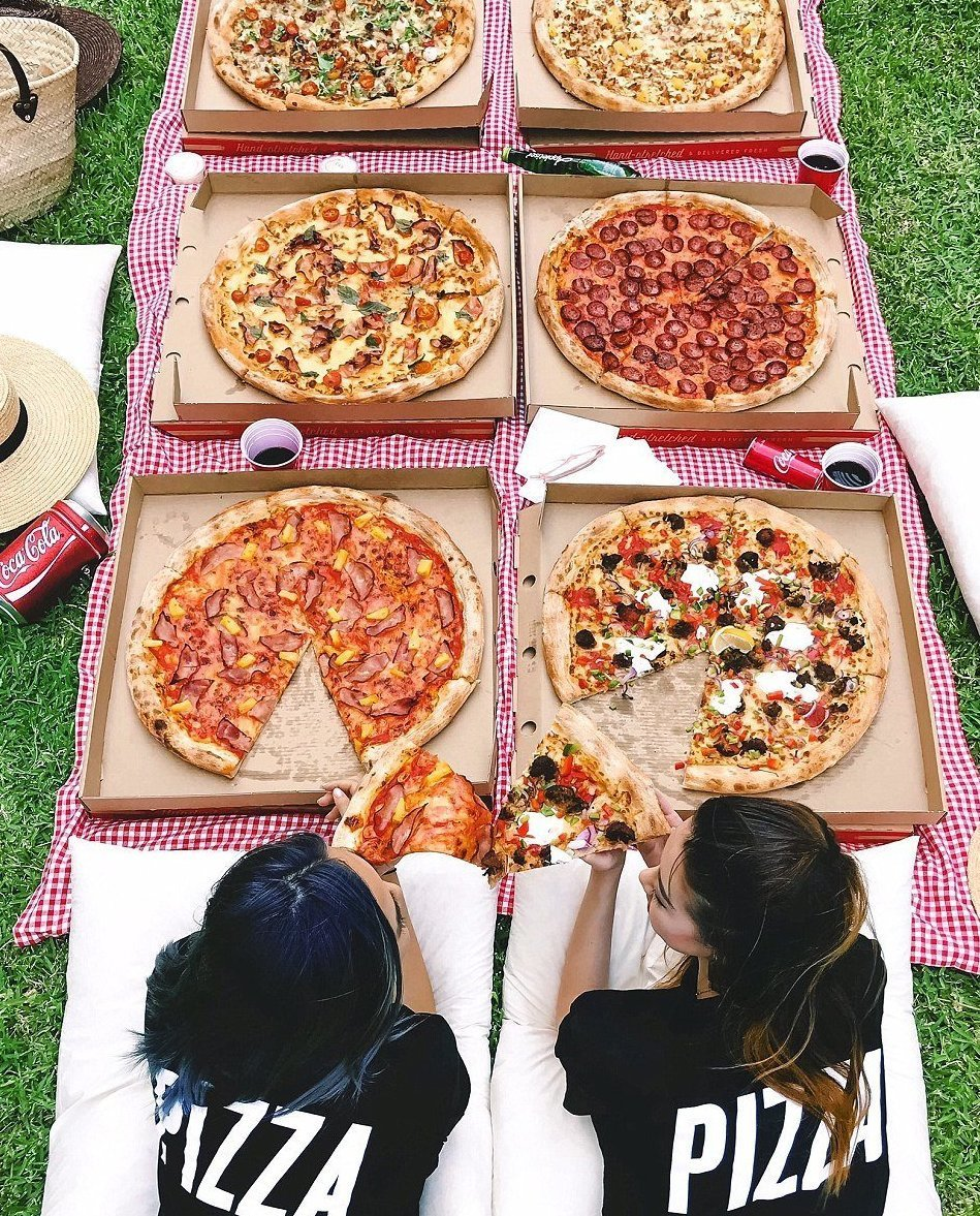 сделать незацепляющуюся смешные фото пиццы таком