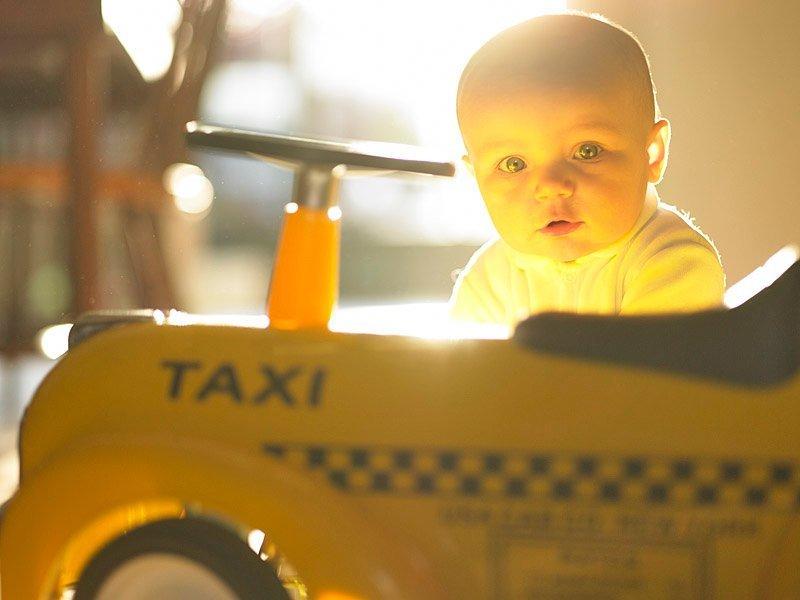 Таксисты против детей дети, родители, такси