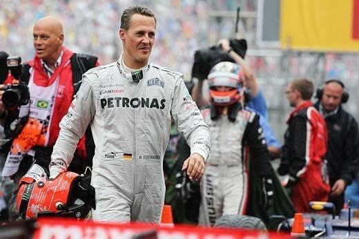 Михаэль Шумахер Михаэль Шумахер, Формула - 1, чемпион мира