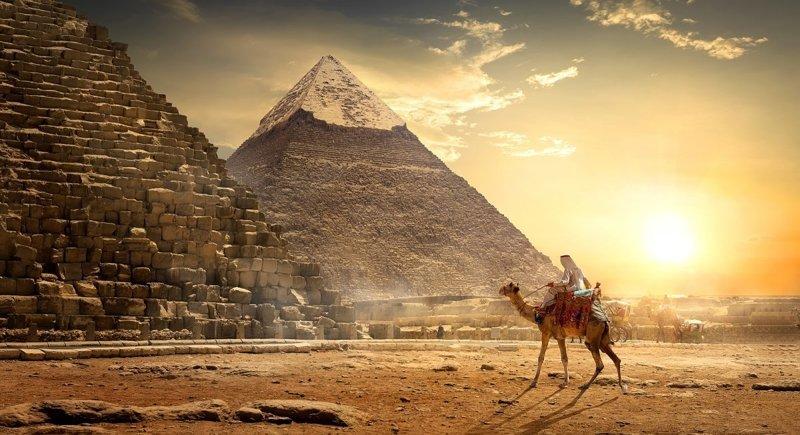 Ученые нашли секретную комнату внутри пирамиды Хеопса 2017, в мире, интересное, космос, наука, научные открытия, планета, ученые