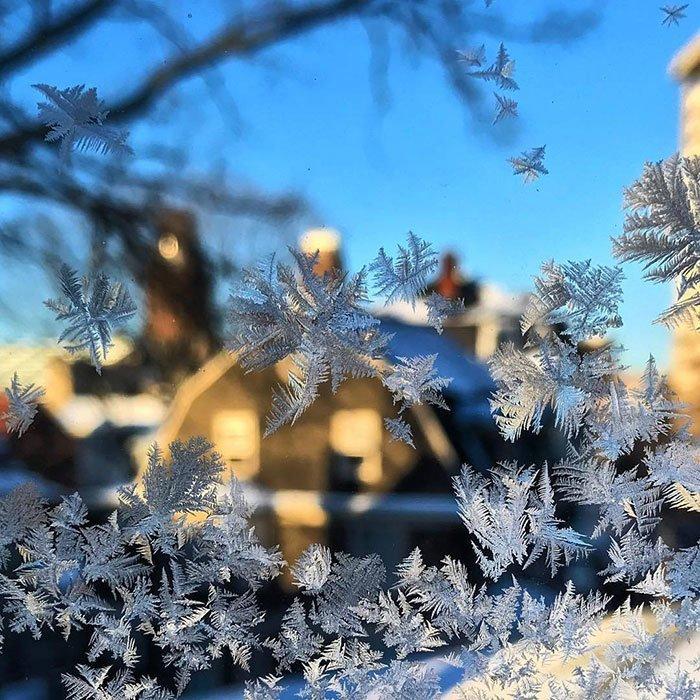 6. Глубокая заморозка канада, мороз, погода, сша, фото, холод, явление
