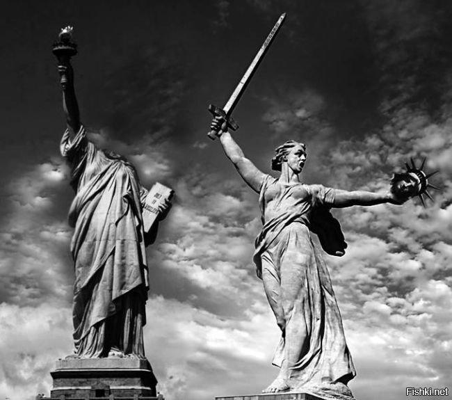 США боятся современную Россию больше, чем СССР