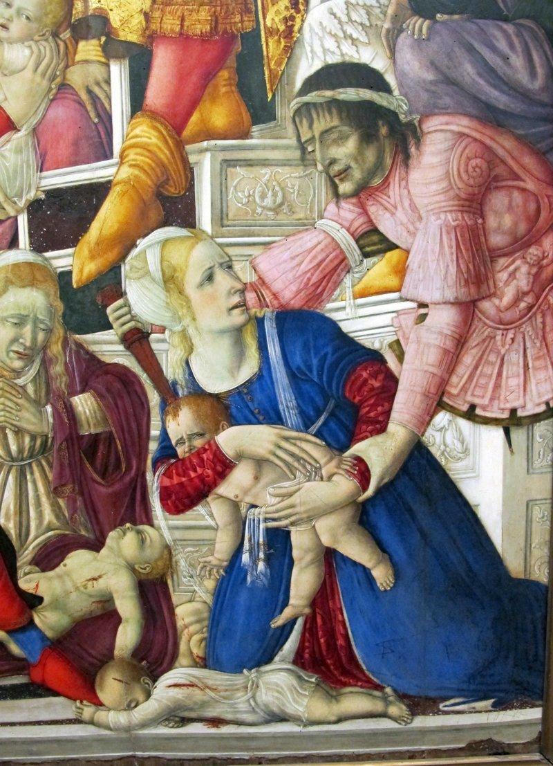Очень рождественское искусство: Избиение младенцев искусство, история, факты