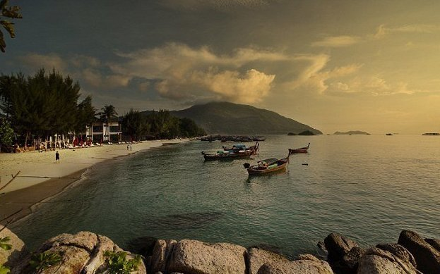 Санрайз бич, остров Липе куда поехать, море, отдых, пляжи, пляжный отдых, солнце, таиланд, туризм