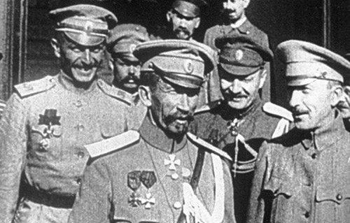 «От болтовни Россия погибла!» Заявил атаман Каледин, вышел в другую комнату и застрелился белые, гражданская война, история, красные, факты