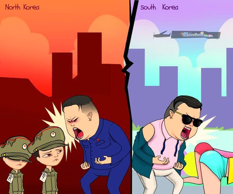 north korea vs south korea Korean peninsula is one of the most volatile country vs country situation, given the almost 70 years of animosity, the constant state of war (there was never a real end of the war, only an armistice — and north korea pulled out of that in 2013) a.