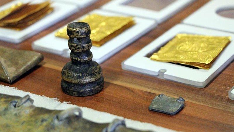 И снова Турция - печать Соломона и множество бесценных артефактов, найденных копателем Клады, всячина, золото, интересное, истории, находки, удача