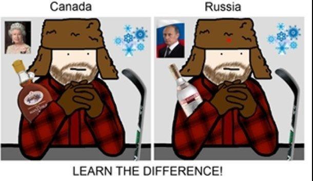 Ломаем стереотипы о Канаде интересно, информация., люди