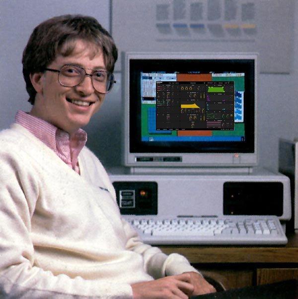 «32-битную операционную систему мы не выпустим никогда» Microsoft, apple, интернет, история, компьютер, факты