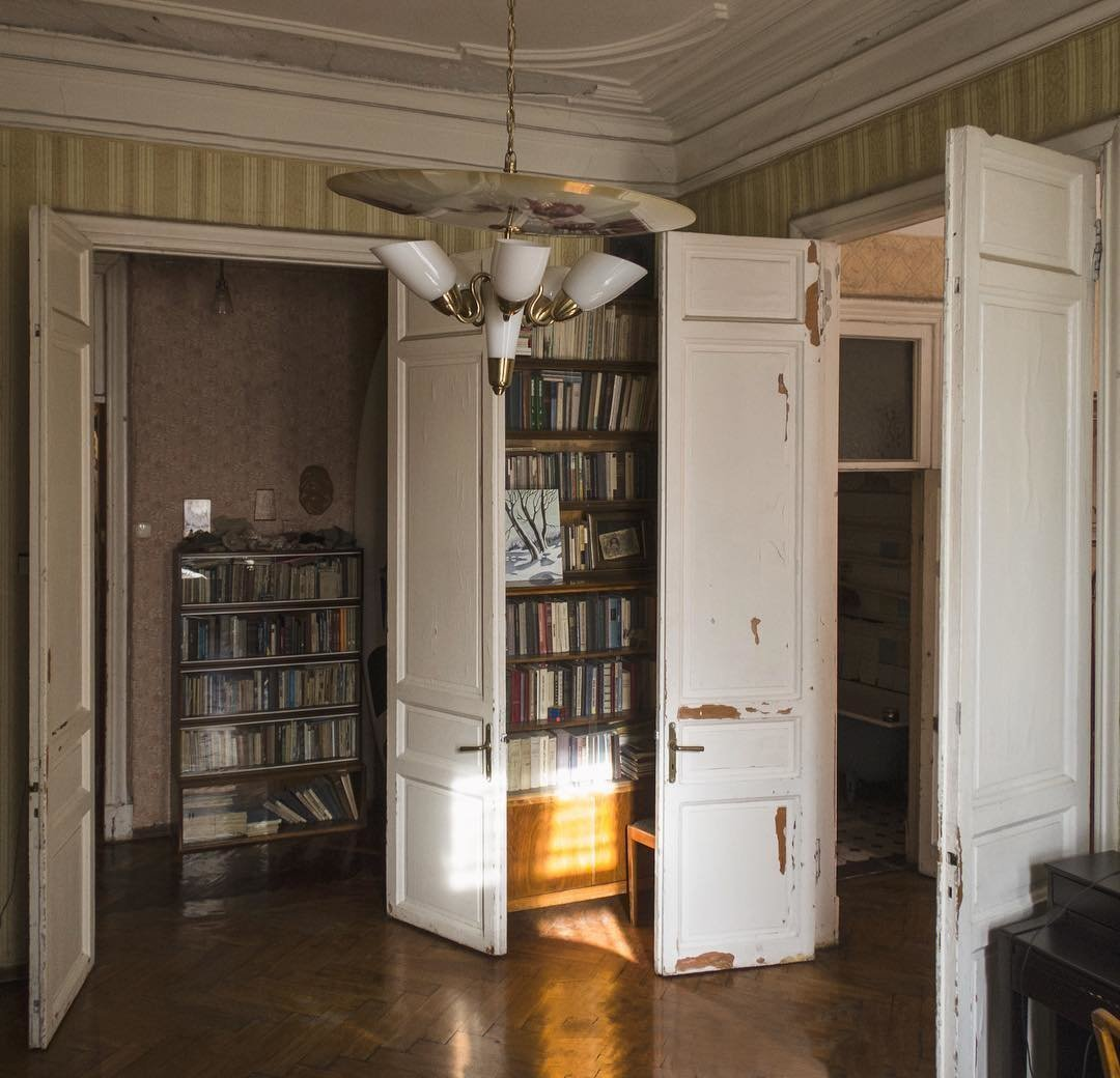 питерские квартиры в старых домах фото это второе прозвище