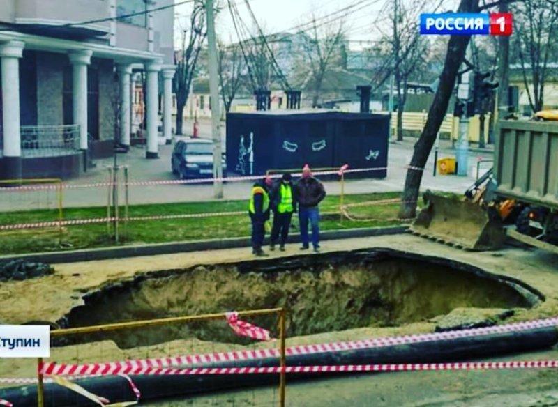 Где самые большие ямы на дорогах? всячина, подборка, россия, такое только у нас, юмор