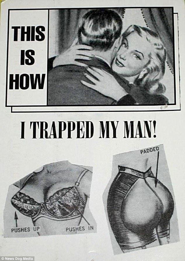 Сексизм в рекламе сейчас и раньше