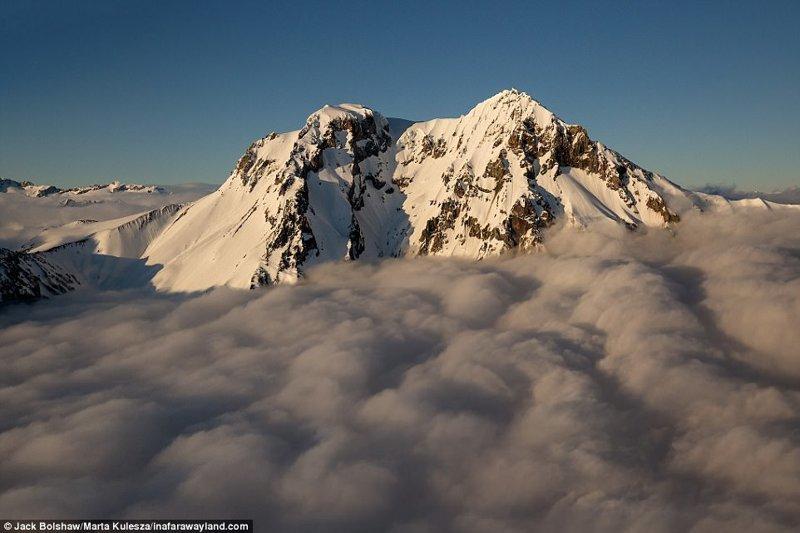 Stratovulkan Garibaldi в Канада по света, красиви снимки, красива гледка, пейзажи, природа, пътуване, снимки, фотографи