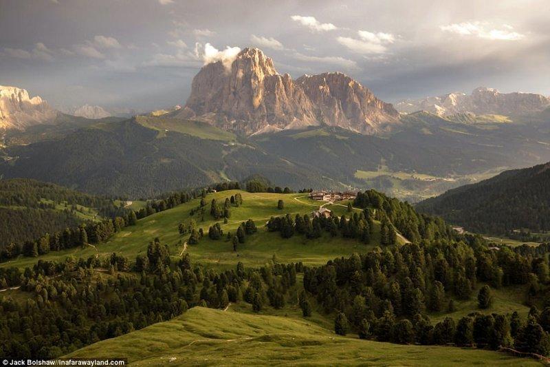 Доломитите в Италия по света, красиви снимки, красива гледка, пейзажи, природа, пътуване, снимки, фотографи