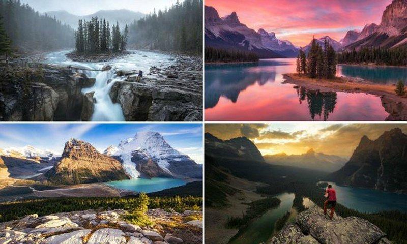 На най-живописните места на планетата: фотографи създават колекция от зашеметяващи пейзажи в света, красиви снимки, красиви гледки, пейзажи, природа, пътуване, снимки, фотографи