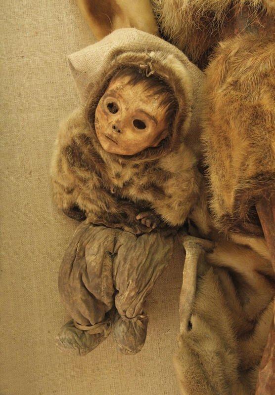 Мумия мальчика, Гренландия Мамонты, интересное, мумии, находки, палеонтология, подо льдом, фото