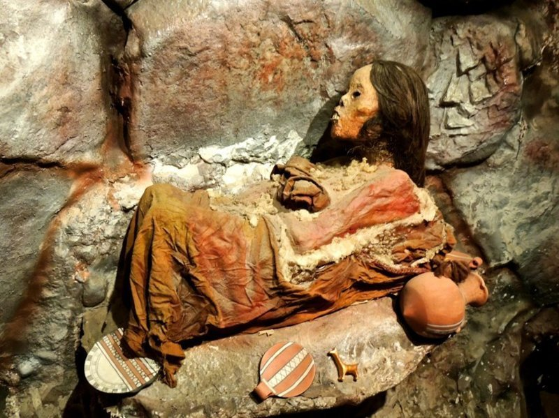 Хуанита из перуанских Анд Мамонты, интересное, мумии, находки, палеонтология, подо льдом, фото