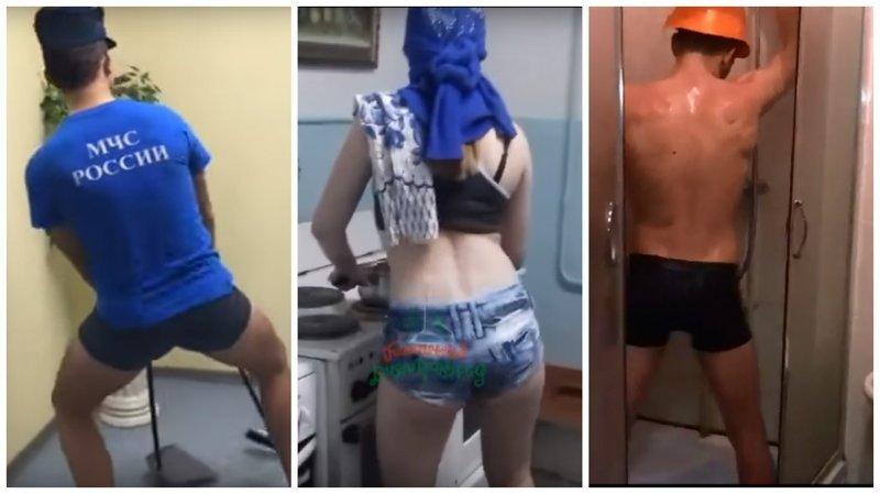 Студенты по всей России стали танцевать под Benny Benassi