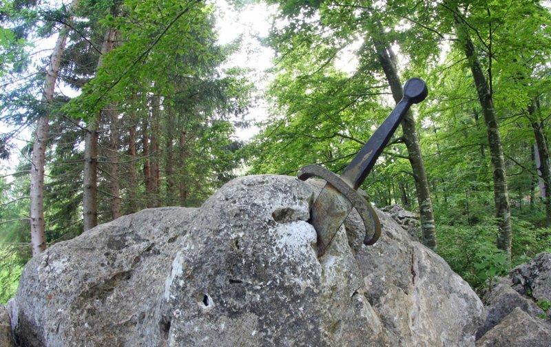 Легендарный Король Артур оказался выходцем с Украины