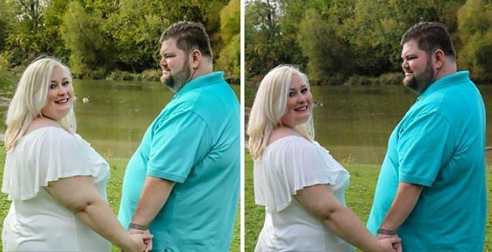 Невеста пришла в ярость из-за того, что фотограф сделала пару стройнее