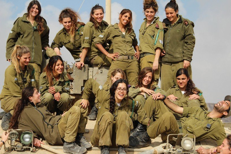Have Israeli army girls tgp agree