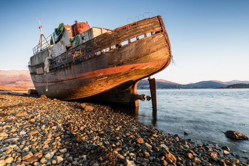 Корабли, которые уже никуда не поплывут брошенные корабли, заброшенное, корабль, море, ржавчина, эстетика