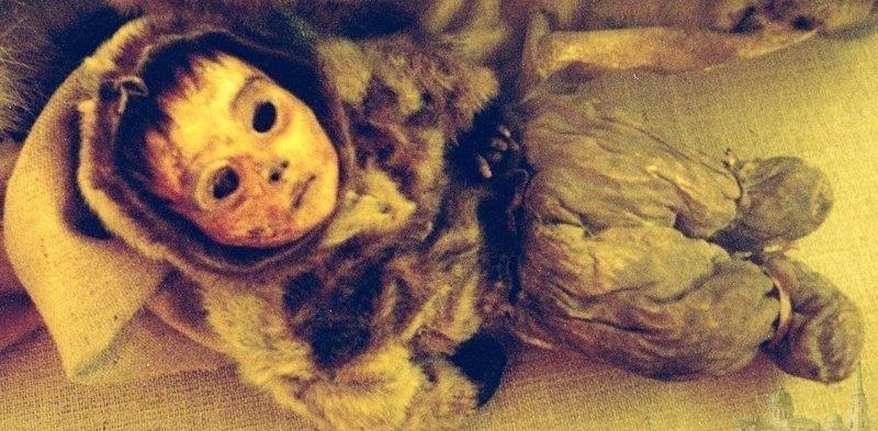 Мумия мальчика из Гренландии до нашей эры, египет, загадки, интересное, история, мумии, фото