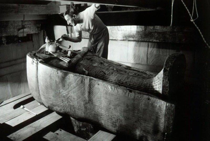 Тутанхамон до нашей эры, египет, загадки, интересное, история, мумии, фото